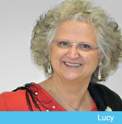 photo de lucy enseignante